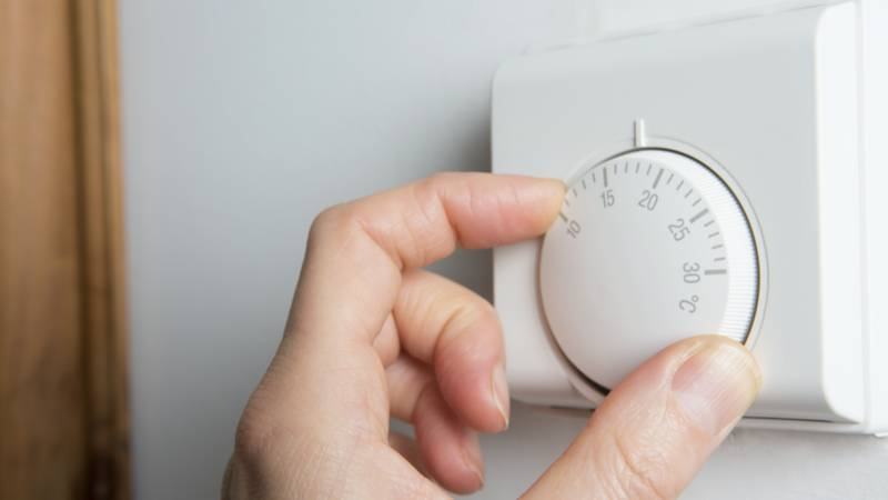 If Your Skin Is Worse Than Usual ATM - It Could Be Your Central Heating