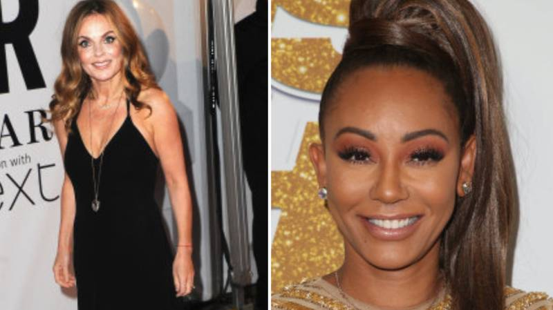 Mel B Discusses 'Sexual Relationship' With Geri Horner In Uncovered Interview