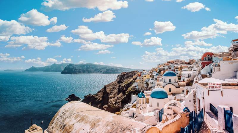 Greece Is Offering Cheaper Flights This Summer By Cutting Transportation Taxes For Tourists