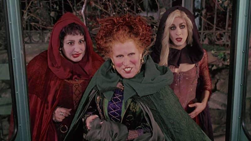 The 'Hocus Pocus' Cast Are Reuniting For Halloween