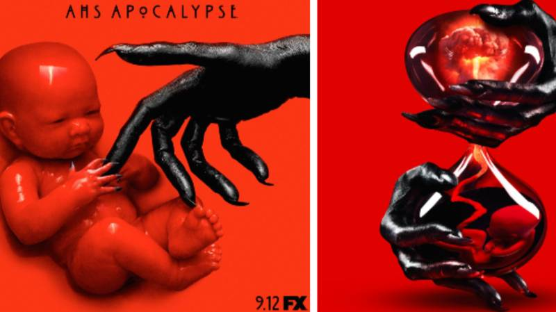 Terrifying Trailer For American Horror Story's Apocalypse Will Scare You Silly