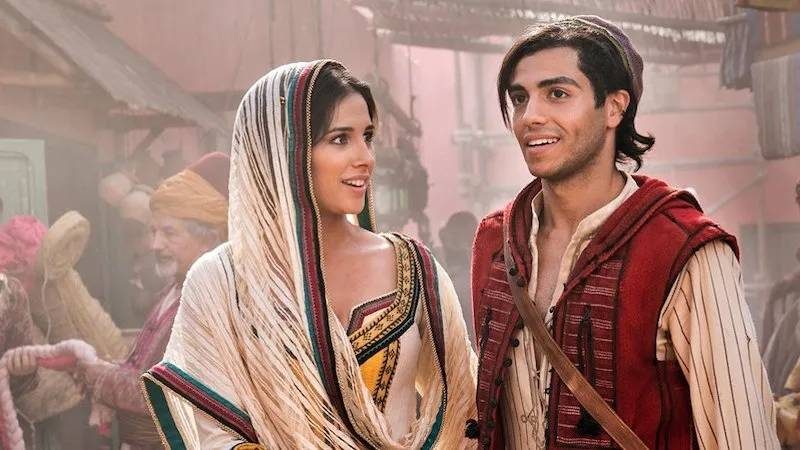 'Aladdin 2': A Sequel To Disney's Live Action 'Aladdin' Is In The Early Stages