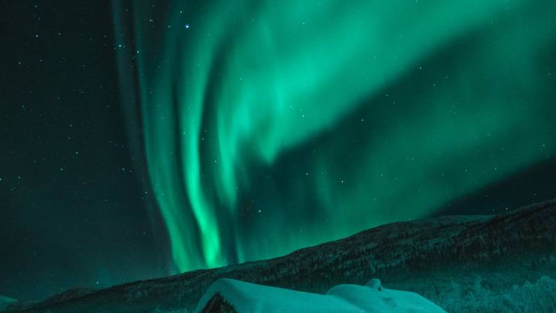 You Can Now Live-Stream The Northern Lights