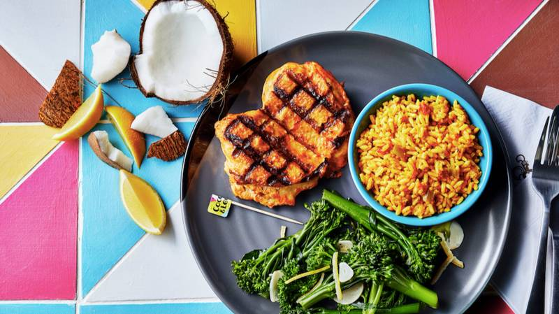 Nando's Launching A New Limited Edition Coconut And Lemon Spice Flavour