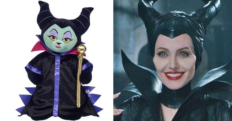 The 'Maleficent' Build-A-Bear Is Here And It's A Must Have For Disney Fans