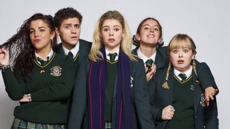Bridgerton's Nicola Coughlan Confirms Derry Girls Season 3 Begins Filming This Year