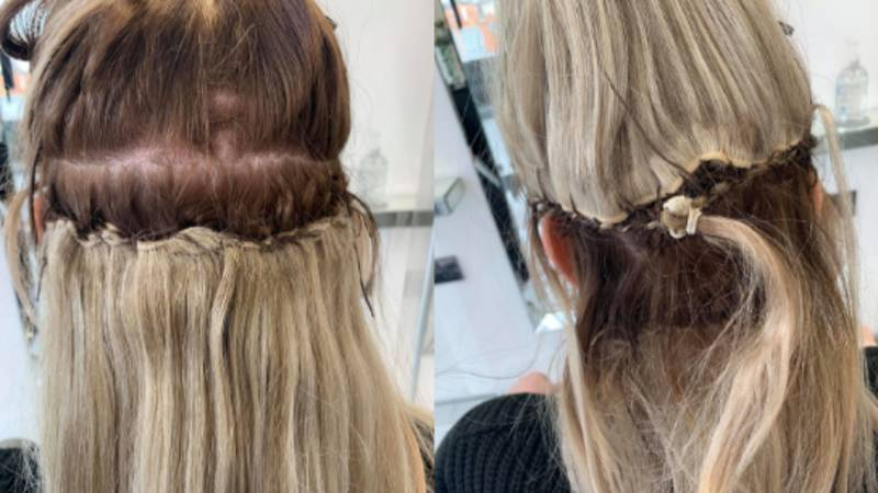 Mum Claims Hairdresser 'Got Drunk Necking Gin' And Left Her With 'Worst Hair Style Of 2020'