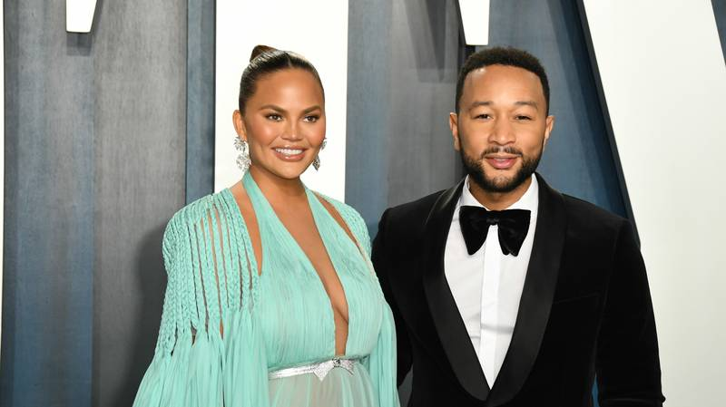 Inauguration Day 2021: Chrissy Teigen Accidentally Leaks Video From John Legend's Inauguration Practice