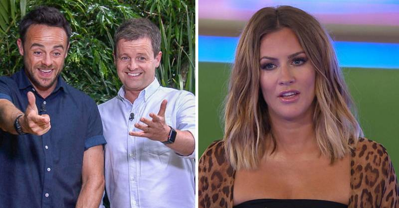 'I'm A Celeb' Fans Want Ant And Dec To Host 'Love Island'