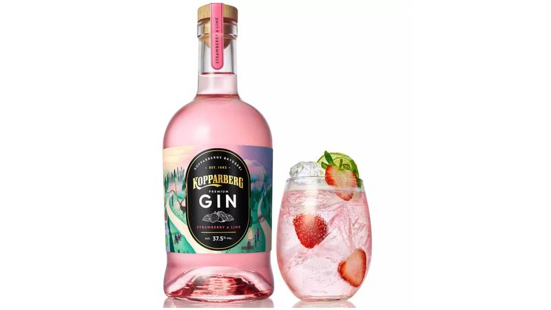 Kopparberg Launches Strawberry And Lime Gin For Summer