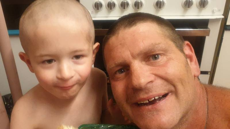 Mum In Shock As Son, 5, Shaves Off 'Half His Head' With Clippers