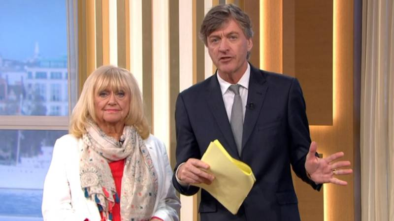 Viewers Are Loving Richard And Judy's Return To 'This Morning' 19 Years After Their Departure