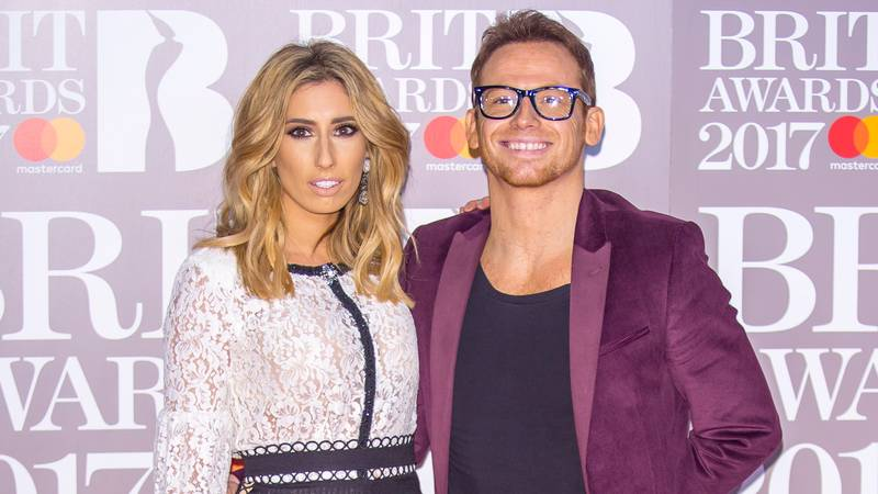 Stacey Solomon And Joe Swash Announce Pregnancy