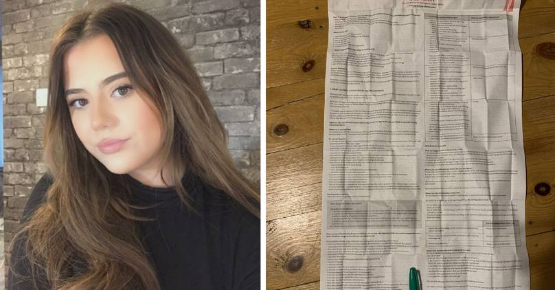Woman Wins Praise For Honest Post Showing Realities Of Contraceptive Pill