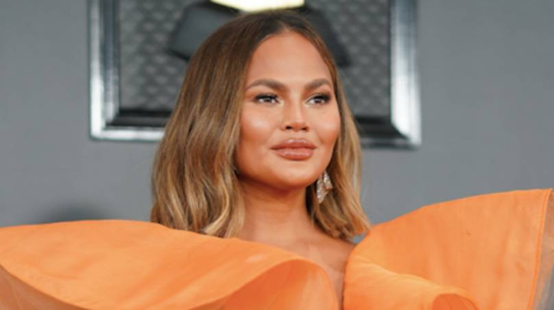 Chrissy Teigen Says It Is Difficult Accepting She Will Not Be Able To Carry Any More Children