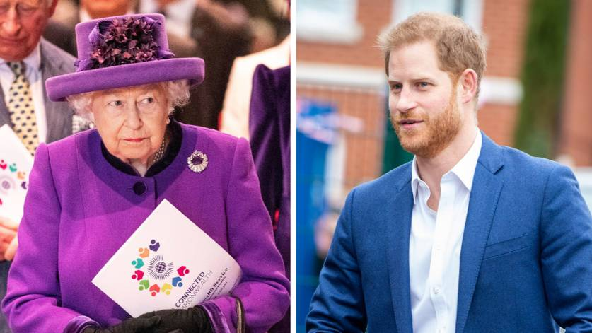 CBS This Morning: The Queen 'Cancelled' Invitation For Harry And Meghan To See Her At Sandringham, Oprah Claims