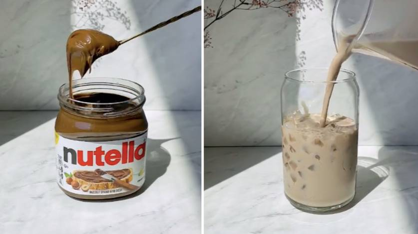 People Are Making Nutella Cold Brew Coffee